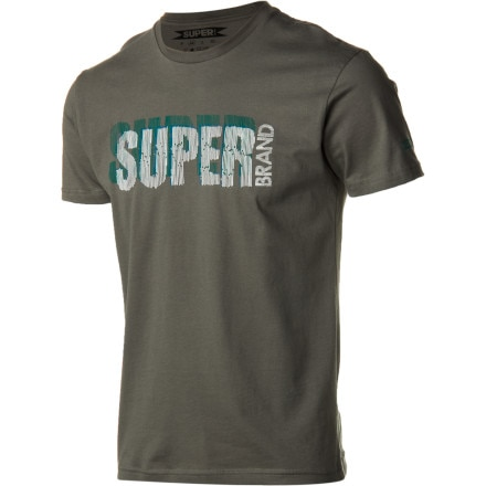 SUPERbrand SUPERscratch T-Shirt - Short-Sleeve - Men's