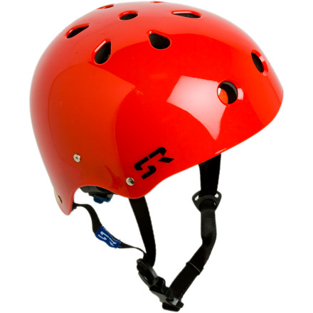 photo: Shred Ready AHM 5000 Helmet paddling helmet