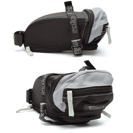 Serfas Expandable Saddle Bag - Small