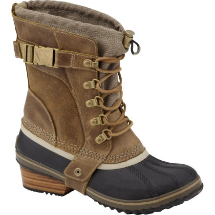 Sorel Conquest Carly Short Boot - Women's