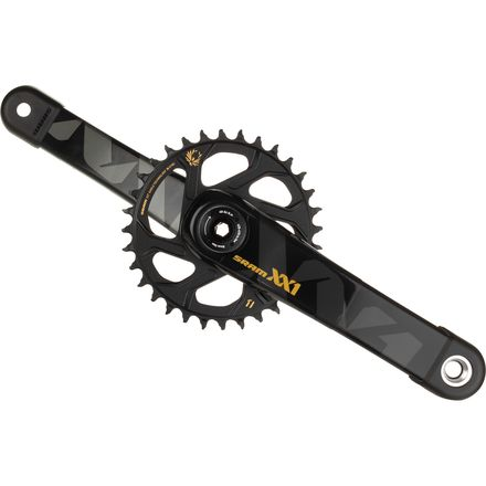 SRAM XX1 Eagle 12-Speed BB30 Direct Mount Crankset - Boost
