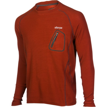 photo: Sherpa Adventure Gear Milan Top fleece top