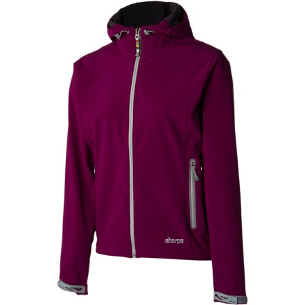 Sherpa Adventure Gear Nisha Softshell Jacket - Women's