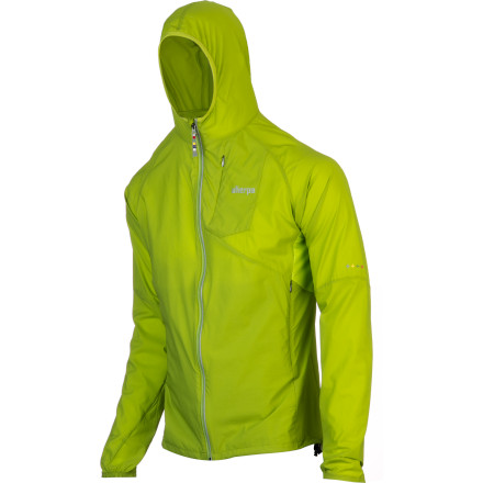 photo: Sherpa Adventure Gear Imja Jacket wind shirt