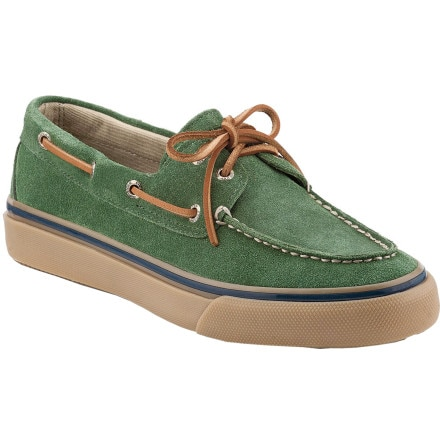 Sperry Top-Sider Bahama 2-Eye Suede/Leather Shoe - Men's
