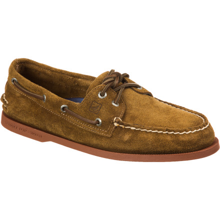 Sperry Top-Sider A/O 2-Eye Suede Shoe - Men's