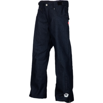 Sessions True Denim Snowboard Pant - Men's