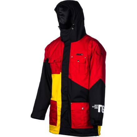 Sessions NewSchoolers Jacket - Men's