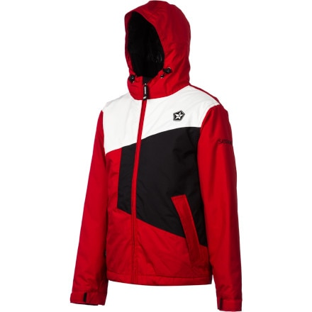 Sessions Score Snowboard Jacket - Boys'