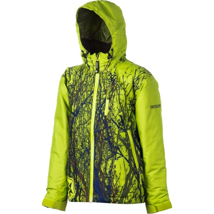 Sessions Techy Timber Jacket - Boys'