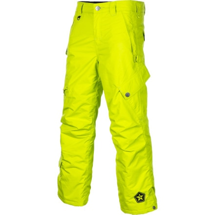 Sessions Trooper Snowboard Pant - Boys'