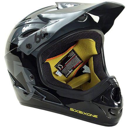 Six Six One Comp Helmet