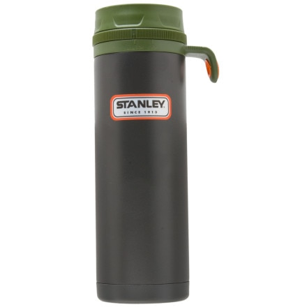 photo: Stanley Outdoor Vacuum Drink-Thru Bottle 16oz. thermos