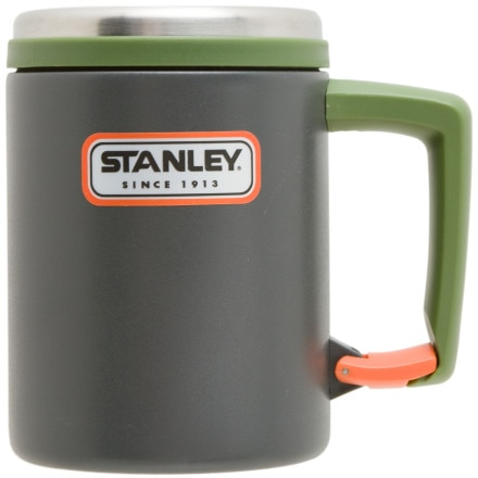 Stanley Outdoor Coffee Mug with Clip Grip - 16oz