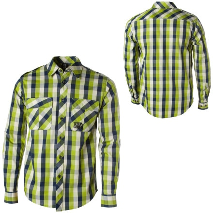 Stepchild Snowboards Checked Shirt - Long-Sleeve - Men's