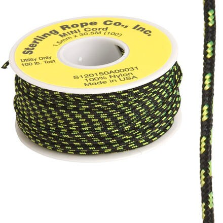 photo: Sterling Rope 1.5mm Mini Cord cord