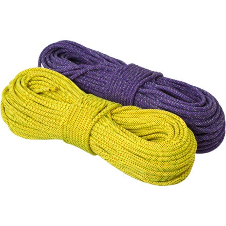 Sterling Fusion Photon Dry Climbing Rope - 7mm