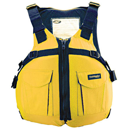 photo: Stohlquist Get-A-Way life jacket/pfd