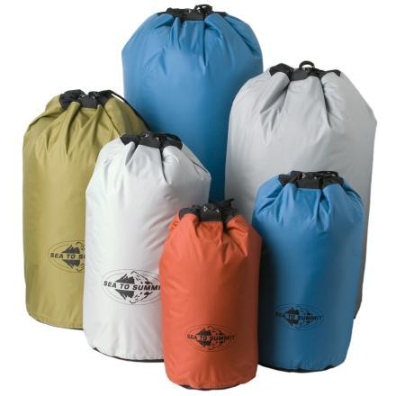 photo: Sea to Summit Seam Sealed Stuff Sacks