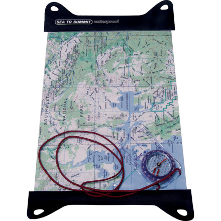 photo: Sea to Summit Guide Map Case