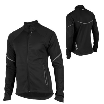 photo: Sugoi Firewall 220 Zip soft shell jacket