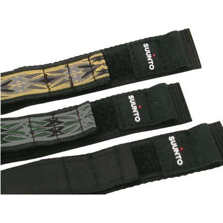 Shop for Suunto Vector Strap Kit - Black Fabric