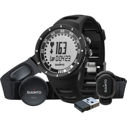 Shop for Suunto Quest Heart Rate Monitor Running Pack