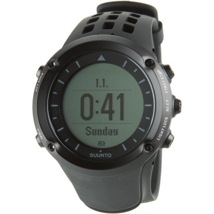 photo: Suunto Ambit