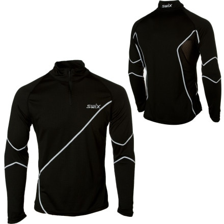 photo: Swix Polaris Top long sleeve performance top