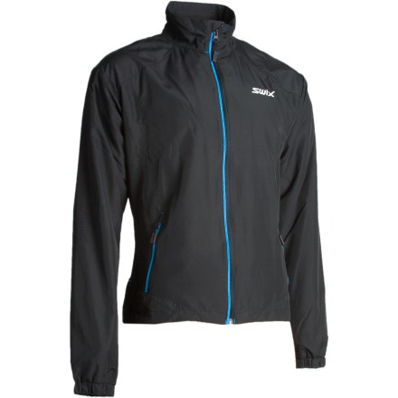 photo: Swix Women's Cruising Jacket long sleeve performance top