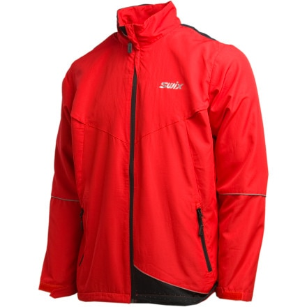photo: Swix Fleet Wind Jacket wind shirt