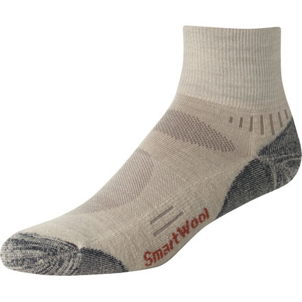 photo: Smartwool Men's Adrenaline Light Mini Crew Sock running sock