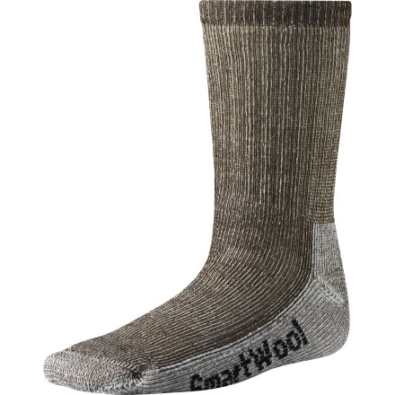 photo: SmartWool Kids' Hiking Medium Crew Sock