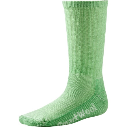 photo: SmartWool Kids' Hiking Light Crew Sock