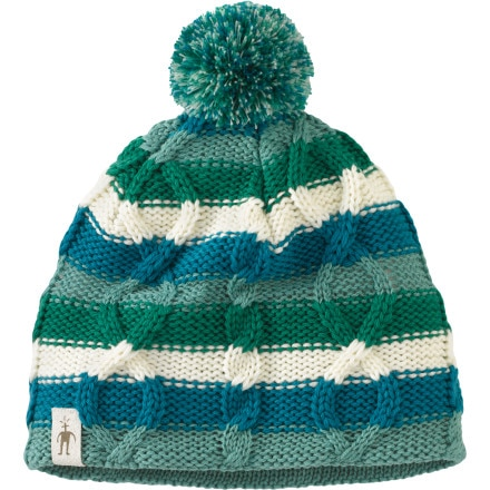 SmartWool Color Cable Hat - Kids'