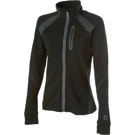 SmartWool TML Light Full-Zip Top - Long-Sleeve - Women's