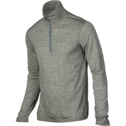 SmartWool NTS Microweight Zip Top - Men's