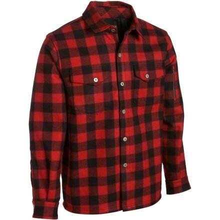 photo: Smartwool Stagecoach Shirt hiking shirt