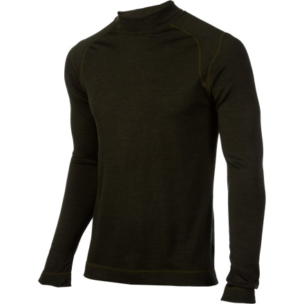 photo: Smartwool Midweight Mock base layer top
