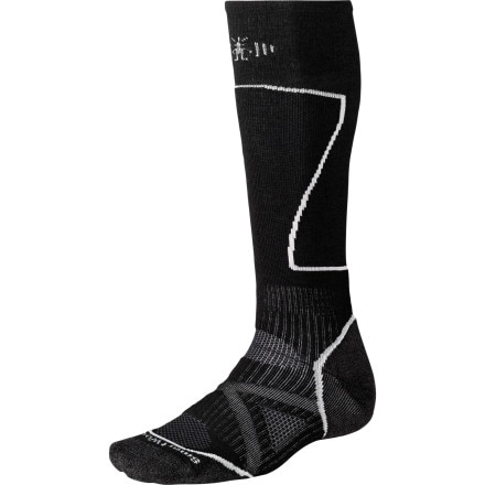 Shop for SmartWool PhD Ski Medium Sock