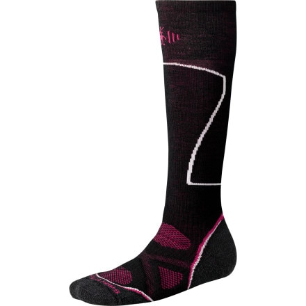 SmartWool PhD Ski Medium Sock - Women's