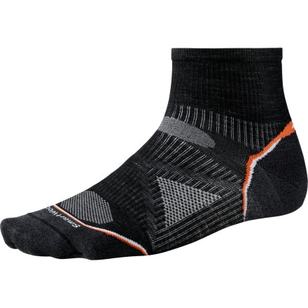 photo: SmartWool Men's PhD Outdoor Ultra Light Mini Sock