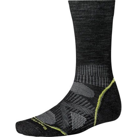 photo: SmartWool PhD Outdoor Light Crew Sock