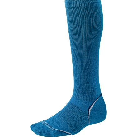 SmartWool PhD Running Graduated Compression Light Sock