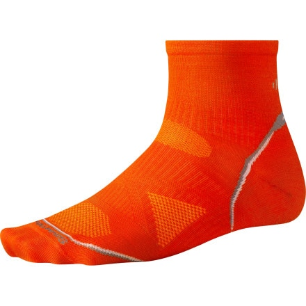 SmartWool PhD Running Light Mini Sock