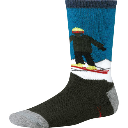 SmartWool Snow Plow Sock - Kids'