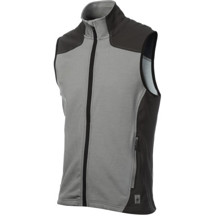 photo: Smartwool Men's TML Mid Vest wool vest