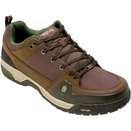 photo: Teva Boys' B-1 trail shoe