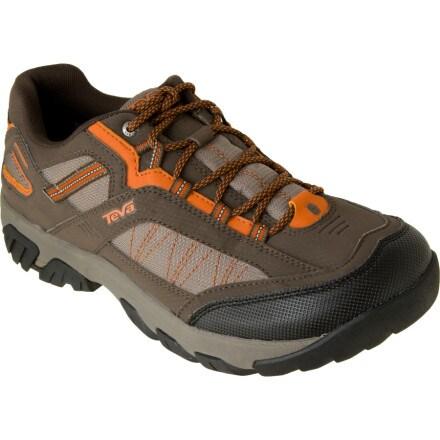 photo: Teva Verdon WP trail shoe