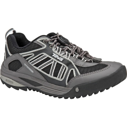 photo: Teva Boys' Charge WP trail shoe